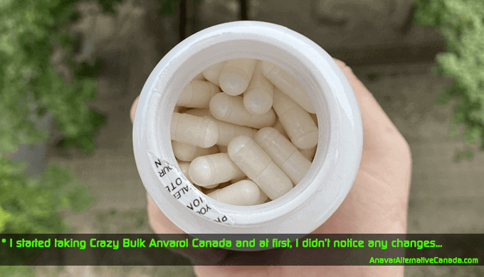 Anvarol Canada Review After 2 Months